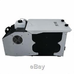 1500W Remote Control Smoke Low Lying Fog Machine Dry Ice Effect Party Fogger