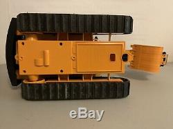 1992 New Bright 245D Caterpillar CAT Excavator Wireless Remote Control Tested