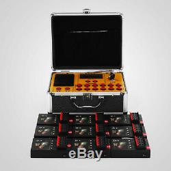 2020NEW+36 Cues FCC fireworks firing system+1200Cues CE wireless remote Controll
