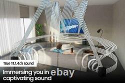 2021 BRANDNEW Samsung HW-Q950A 616W 11.1.4 Soundbar System (Replaces HW-Q950T)