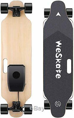 35 Electric Skateboard Longboard Wireless Remote Control Maple Deck 350W Motor