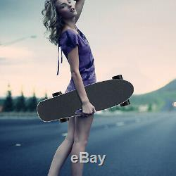 350W Pro Electric Skateboard Motor Longboard Board Wireless with Remote Control