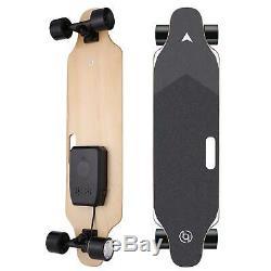 35inch Electric Skateboard 350W 20km/h Longboard Wireless Remote Control RCAI