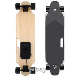 35inch Electric Skateboard 350W 20km/h Longboard Wireless Remote Control REYW