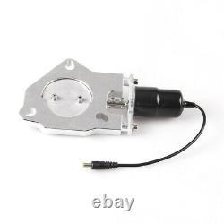 76mm 3Inch Electric Exhaust Muffler Valve Cutout System Dump Wireless Remote