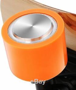ANCHEER Electric Skateboard Motor Longboard Wireless Board Remote Control 350W #