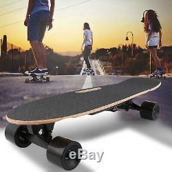 ANCHEER Electric Skateboard Wireless Remote Control 350W Motor Longboard Board