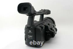 AS IS Canon XH-A1 Camcorder Black Video Camera with Charger From Japan #5242
