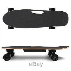 Aceshin Electric Skateboard 350W Motor Longboard Board Wireless Remote Control