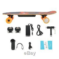 Aceshin Electric Skateboard Motor Longboard Board Wireless Remote Control