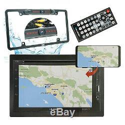 BLAUPUNKT Mirror Link 6.2 2 DIN TOUCHSCREEN DVD STEREO CAR AUDIO + CAMERA