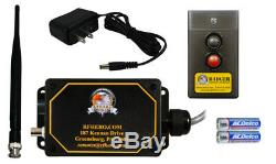 Badger Insulation Machine Wireless Remote Control Kit (powered by RFHero)