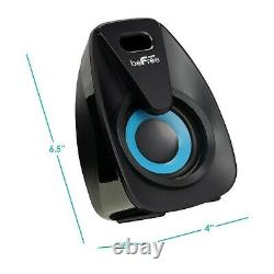 Befree 5.1 Channel Surround Sound Bluetooth Home Theater Speaker System Blue New