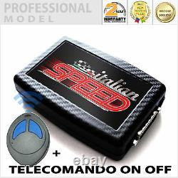 Best Chiptuning Powerbox Tuningbox Italianspeed PRO with Wireless Remote Control