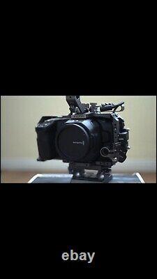 Blackmagic Design Pocket Cinema Camera 6K with Tilta Cage