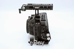 Blackmagic Pocket Cinema Camera 6k BMPCC6K Barely Used! Smallrig Cage Included