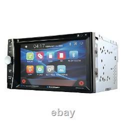 Blaupunkt 6.2 Touchscreen DVD Receiver Bluetooth Memphis 440bt + 95bk Rear Cam