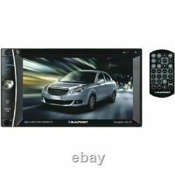 Blaupunkt Memphis 440bt Double Din 6.2 Touchscreen DVD Receiver Bluetooth