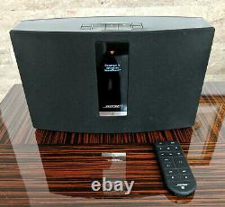 Bose SoundTouch 20 Wi-Fi / Wireless Music System & Remote Control WORKS GREAT