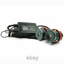 CREE 160W RGB Wireless Control Muticolor Angel Eye LED For BMW E39 E60 525i 535i