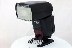Canon Speedlite 580EX II Shoe Mount Flash