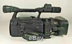 Canon XH A1 HD 1080i HDV 3CCD Mini DV Camcorder Video Camera 20x Zoom