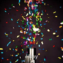 Chauvet DJ Funfetti Wireless Remote Control Confetti Cannon + Color Launch Pack