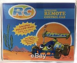 Disney Toy Story Collection RC Wireless Remote Control Car RARE