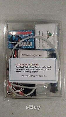 EU65WX2 Wireless Remote Control for Honda EU6500is and EM5000/7000is