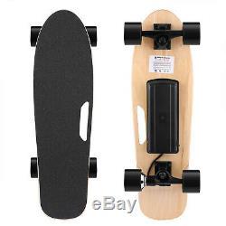 Electric Fish-Board Skateboard Transportation Wireless Handheld Remote Control