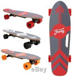 Electric Skateboard 350W Motor Longboard Board Wireless withRemote Control