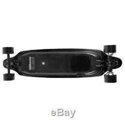 Electric Skateboard MetroSk8 Shredder. 1200 Watts. Bluetooth Remote. 25Mph