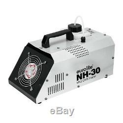 Eurolite NH-30 MK2 DMX Haze Machine inc Timer / Wireless Remote Control Hazer