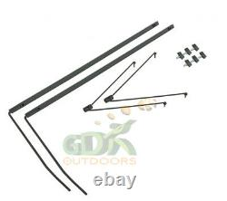 GDK, PIGEON MAGNET WITH 2 x DECOYS AND 70M WIRELESS REMOTE, SPEED CONTROL, ROTARY
