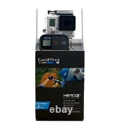 GOPRO HERO 3+ PLUS BLACK EDITION Batteries SD Cards Extras EXCELLENT CONDITION