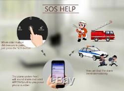 GSM WIFI 3G Wireless GPRS Alarm System APP Remote Control Burglar House Security