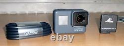 GoPro HERO5 Black Waterproof 4K Sports Camera with GPS & Smart Voice Control