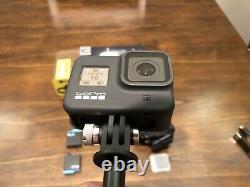 GoPro HERO8 4K Waterproof Action Camera Special Bundle Black