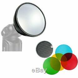 Godox 2.4G AD200 TTL Pocket Camera Flash + S2 Holder + AD-S11 + AD-S2