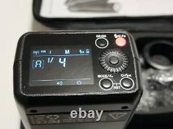 Godox AD200 Pocket Flash, AD-S2 Reflector, H200R Round Head Flash, 32 Soft Box