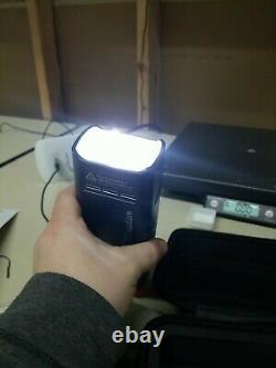 Godox AD200 Pocket Flash FOR PARTS OR REPAIR