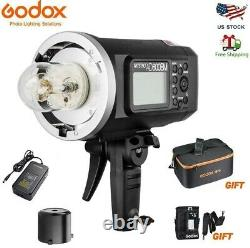 Godox AD600BM 600W HSS 1/8000s All-In-One Studio Outdoor Flash+CB-09 +PB-600 Bag