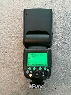 Godox TT685s Camera Flash With Godox X1T-S Wiress Flash Trigger Remote Sony Fit