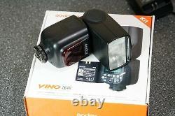 Godox V860II-C 2.4G HSS TTL Li-on battery Flash Speedlite Canon wireless control