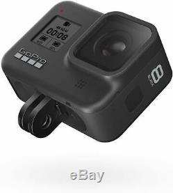HERO8 Black Kit Shorty Tripod, Head Strap, Memory Card, Case, Batt (CHDRB-801)