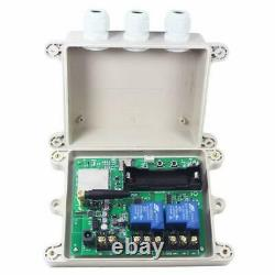 Kt-G3-A Usa 4G Gsm Auto Relay Switch 12V Remote Control Box Wireless Gate Opener