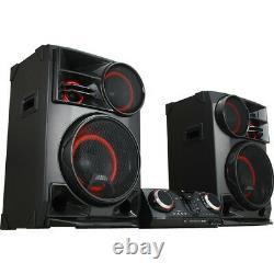 LG CL98 XBOOM 3500W Bluetooth Music System