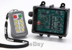 LODAR 92106-8 Wireless Winch Remote Control, 6 Function