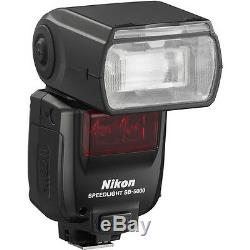 Nikon SB-5000 AF Speedlight (4815)
