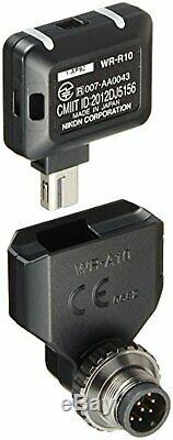 Nikon Wireless Remote Controller set Adapter WR-10 New Japan F/S withTracking